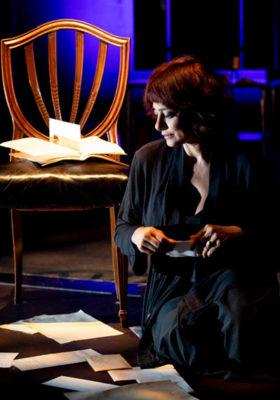 Non domandarmi di me, Marta mia - Foto di scena Manuela Giusto